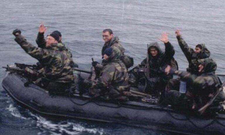 Ελληνοτουρκικά: Πέθανε ο Τούρκος υπεύθυνος της επιχείρησης στα Ίμια