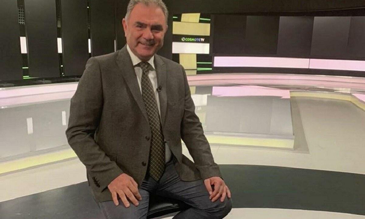 Τι δίνει σήμερα τον Ολυμπιακό ο Χρήστος Σωτηρακόπουλος!
