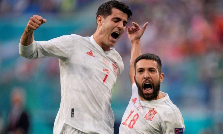 Euro 2020 – Ελβετία – Ισπανία 1-1 (1-3 πέν.): Ένας…Ζόμερ δεν φέρνει την άνοιξη (vid)