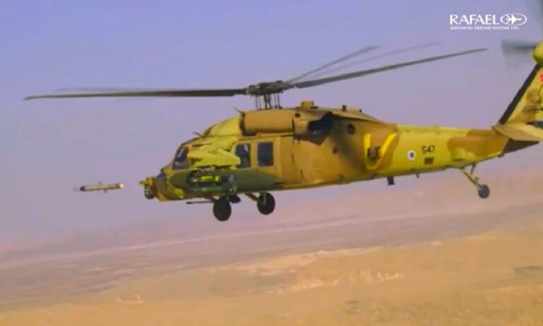 Ισραήλ: Γιατί οι Spike NLOS στα ελληνικά ελικόπτερα θα διαλύσουν και τα τουρκικά πλοία