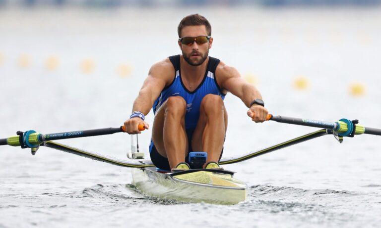 Ολυμπιακοί Αγώνες 2020: Ο Ντούσκος έκανε ΕΠΙΚΟ ντεμαράζ για το χρυσό – Δείτε το βίντεο!