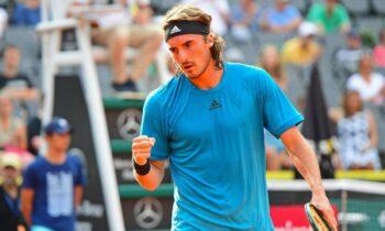 Τσιτσιπάς: Στην προημιτελική φάση του Open του Αμβούργου (ATP 500) προκρίθηκε την Τετάρτη (14/7) ο Έλληνας τενίστας.