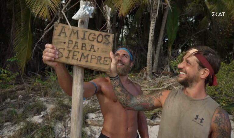 Survivor Highlights 1/7: Απίστευτη συγκίνηση για όλους – Η τελευταία μέρα στο νησί!