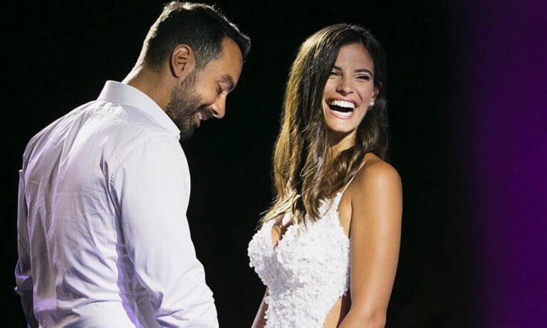 Ο Σάκης Τανιμανίδης έκανε την πιο απίθανη ευχή για την Χριστίνα Μπόμπα!