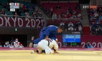 Ολυμπιακοί Αγώνες 2020: Στα προημιτελικά του Τζούντο η Τελτσίδου!