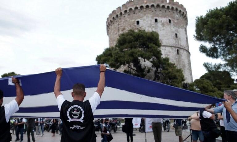 Θεσσαλονίκη: Μοτοπορεία μνήμης για τους Τάσο Ισαάκ και Σολωμό Σολωμού
