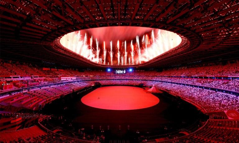 Ολυμπιακοί Αγώνες 2020 – Τόκιο – Εντυπωσιακή η Τελετή Έναρξης
