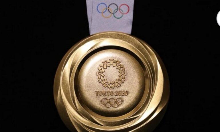 Τόκιο 2020: Αυτά είναι τα μετάλλια (vid)