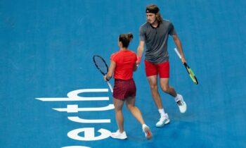 Ολυμπιακοί Αγώνες 2020: Ένα πρωινό...γεμάτο τένις μας περιμένει την Τετάρτη (28/7), με τον αγώνα του Στέφανου Τσιτσιπά στο μονό, αλλά και εκείνον στο μικτό διπλό με την Μαρία Σάκκαρη.