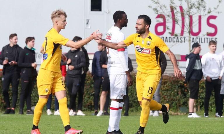 Αντβέρπ-ΑΕΚ 0-2: «Αντέδρασε» με Τζαβέλλα-Γκαρσία, αλλά περιμένει τις μεταγραφές…