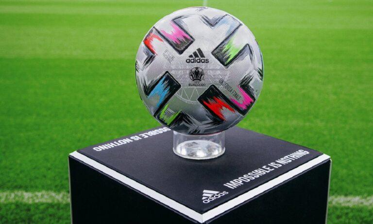 Euro 2020: Αυτή είναι η επίσημη μπάλα για τους ημιτελικούς και τον τελικό