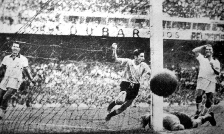 Βραζιλία 1950: Το δράμα του Maracanazo! (vid)
