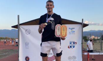 """Καλές συμμετοχές από Έλληνες πρωταθλητές και επιδόσεις είχαμε το Σάββατο στους αγώνες """"Νίκη Μπακογιάννη"""" που έγιναν στη Λαμία."""