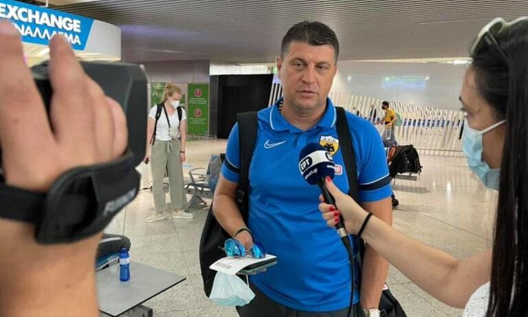 Μιλόγεβιτς: «Κάθε παιχνίδι είναι ένας τελικός, χρειάζεται μεγάλη προσοχή»