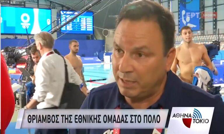 Βλάχος: «Μεγάλη νίκη λόγω Ουγγαρίας και πρεμιέρας» (vid)