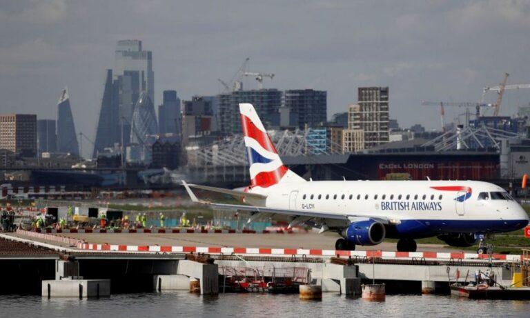 Τρέλα των Βρετανών για την Ελλάδα – Έρχονται αυτό το Σαββατοκύριακο 352 πτήσεις