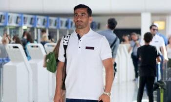 Ο Εσχάν Χατζισαφί ολοκλήρωσε χθες τις υποχρεώσεις του με τη Σεπαχάν και πλέον ετοιμάζεται να ολοκληρώσει τη μεταγραφή του στην ΑΕΚ.