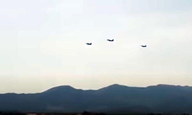 Τούρκοι: Όταν οι ΗΠΑ απαγόρευσαν την πτήση τουρκικών F-16 στο Αιγαίο
