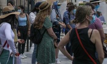 Ζάκυνθος: Τέσσερις τουρίστριες, οι οποίες φιλοξενούνταν σε ξενοδοχείο καραντίνας, το έσκασαν το βράδυ της Κυριακής!