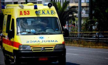Λάρισα - ΣΟΚ: «Βουτιά» θανάτου για 68χρονη από τον 3ο όροφο