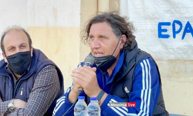 Γιώργος Πομάσκι για την αδιαφορία του κράτους: «Ούτε… καραμέλα δεν μας έδωσαν για τον Τεντόγλου»