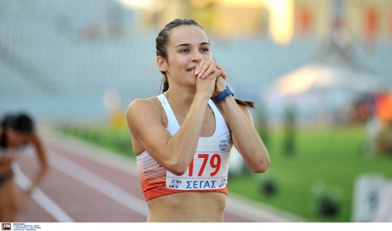 Αλλαγή στην καριέρα της έκανε η Δέσποινα Μουρτά που άφησε την Πάτρα και ήρθε στην Αθήνα για να γυμναστεί με τον Περικλή Χατζηαναστασιάδη.