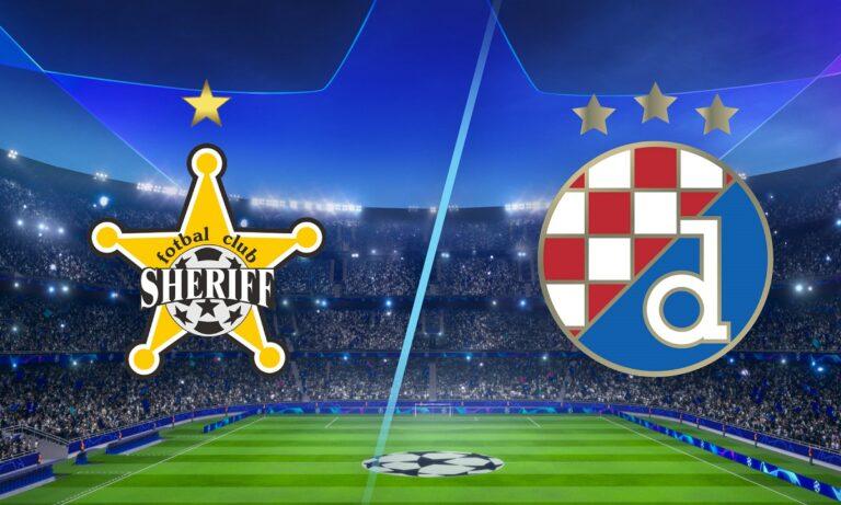 Ντιναμό Ζάγκρεμπ – Σερίφ Τιρασπόλ 0-0 (ΤΕΛΙΚΟ)