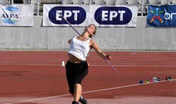Η Ελίνα Τζένγκο κατέκτησε το ασημένιο μετάλλιο στον ακοντισμό στο Παγκόσμιο Πρωτάθλημα Κ20 που διεξάγεται στο Ναϊρόμπι με βολή στα 59,60μ.