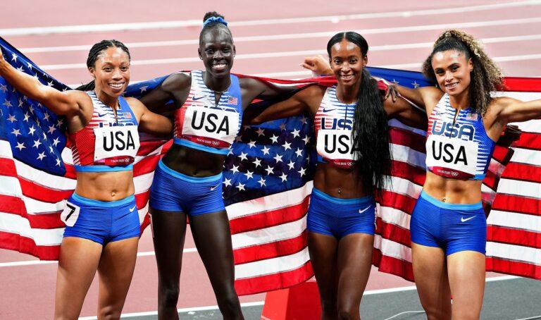 Ολυμπιακοί Αγώνες 2020- Στίβος: Αυλαία με κυριαρχία των ΗΠΑ στα 4×400μ.