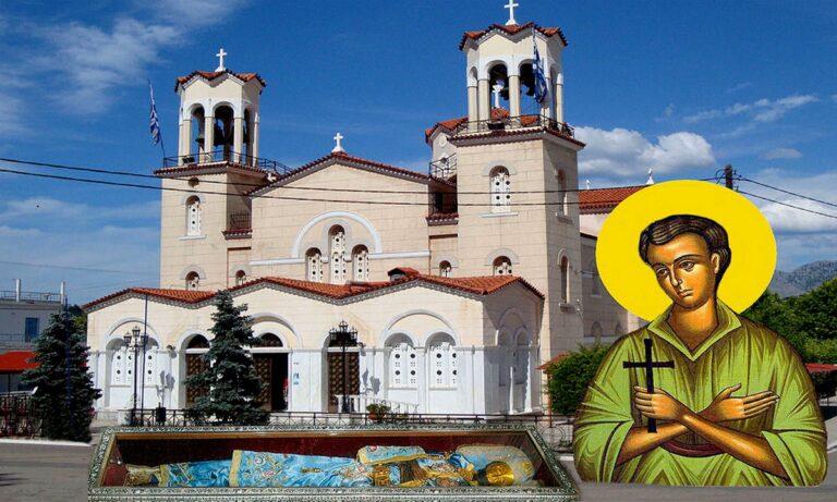 Φωτιές: Ο Άγιος Ιωάννης ο Ρώσος έκανε το θαύμα του! Έβρεξε μετά από λιτανεία στο Προκόπι Ευβοίας – Σώθηκε η περιοχή από την φωτιά
