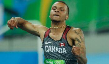 Ένας ανεμοστρόβιλος από τον Καναδά σάρωσε τις ΗΠΑ! Όχι με την κακή έννοια, αλλά ο Άντρε ντε Γκρας ήταν σαν κυκλώνας στον τελικό των 200μ.