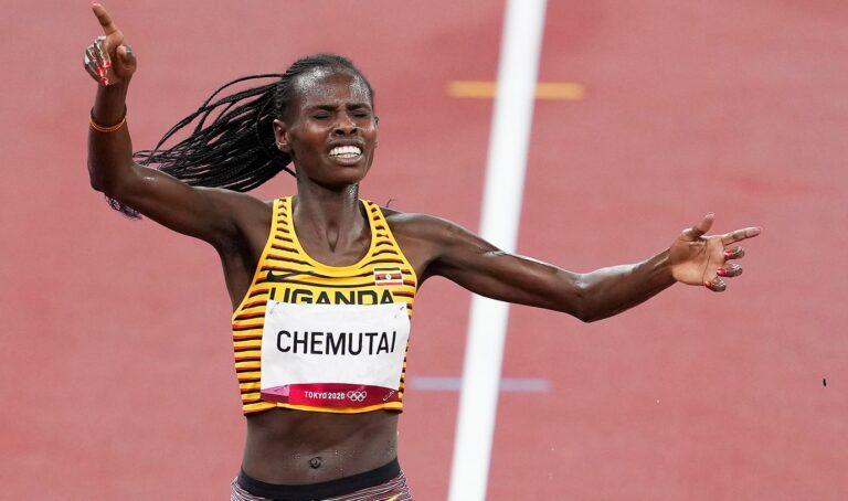Ολυμπιακοί Αγώνες 2020- Στίβος: Πάνω η Τσεμουτάι, κάτω η Κόμπερν!