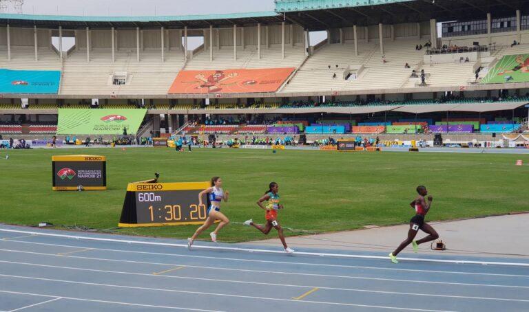Παγκόσμιο Πρωτάθλημα Κ20- Στίβος: Στον τελικό στα 800μ. η Δεληγιάννη- 10η η Ράπτη