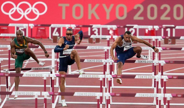 Ολυμπιακοί Αγώνες 2020- Στίβος: Ο Κώστας Δουβαλίδης 7ος με 13.63