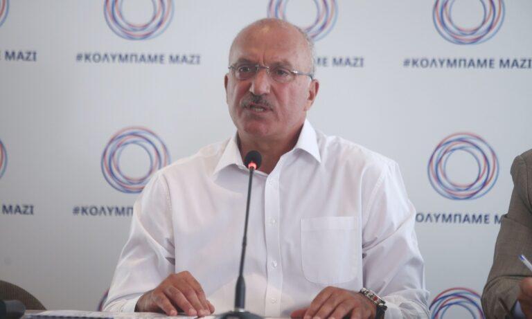 O Κυριάκος Γιαννόπουλος θέλει να γίνει Γιώργος Βασιλακόπουλος