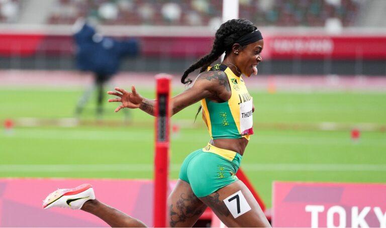 Τα σπριντ έχουν ονοματεπώνυμο! Ελέιν Τόμπσον- Έρα. Η τρομερή Τζαμάικα έκανε το νταμπλ, αφού μετά τα 100μ. σάρωσε και στα 200μ.