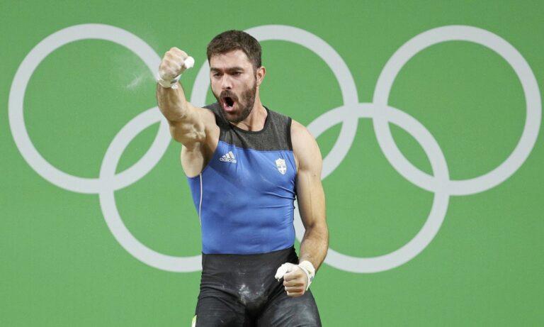 ΑΝΤ1 Μπορεί ο Θοδωρής Ιακωβίδης να μην κατάφερε να διακριθεί στους Ολυμπιακούς Αγώνες του Τόκιο, όμως κατάφερε να συγκινήσει μια ολόκληρη χώρα.
