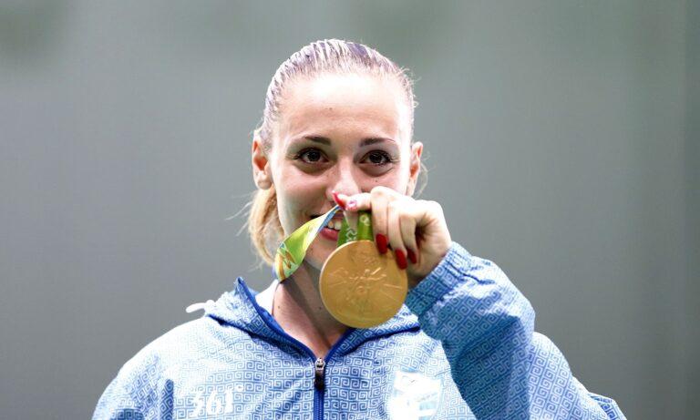Σαν σήμερα στις 7 Αυγούστου του 2016 Άννα Κορακάκη αναδεικνύεται Χρυσή Ολυμπιονίκης στο Ρίο κερδίζοντας με επιβλητική εμφάνιση στον τελικό του αεροβόλου όπλου από τα 25 μέτρα.