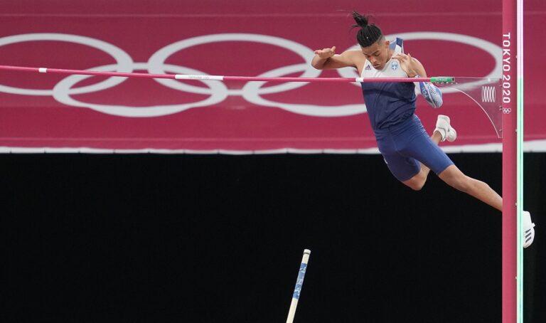 Ολυμπιακοί Αγώνες 2020- Στίβος: Μεγάλη εμφάνιση από τον Εμμανουήλ Καραλή που ολοκλήρωσε με 5,80μ., αλλά μπορεί να πάρει μέχρι… και μετάλλιο!