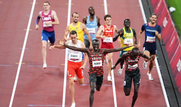 Ολυμπιακοί Αγώνες 2020- Στίβος: Η Κένυα κερδίζει, το όνομα αλλάζει!