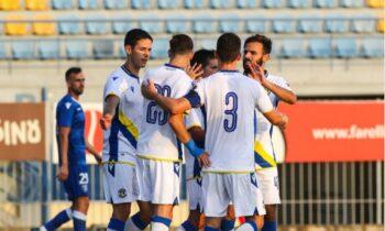 Αστέρας Τρίπολης - Ιωνικός 4-0: Επιβλητικός και παίζοντας όμορφο επιθετικό ποδόσφαιρο ο Αστέρας επικράτησε εύκολα σε φιλικό τεστ στην Τρίπολη.