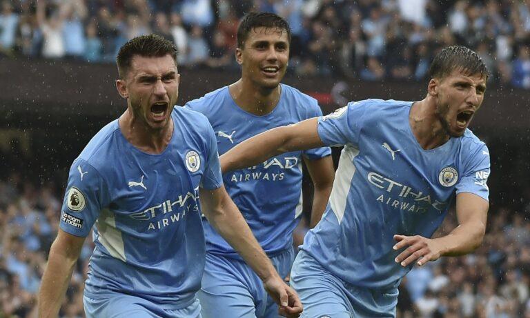 Premier League: Πεντάρα η Σίτι, έχασε βαθμούς η Έβερτον