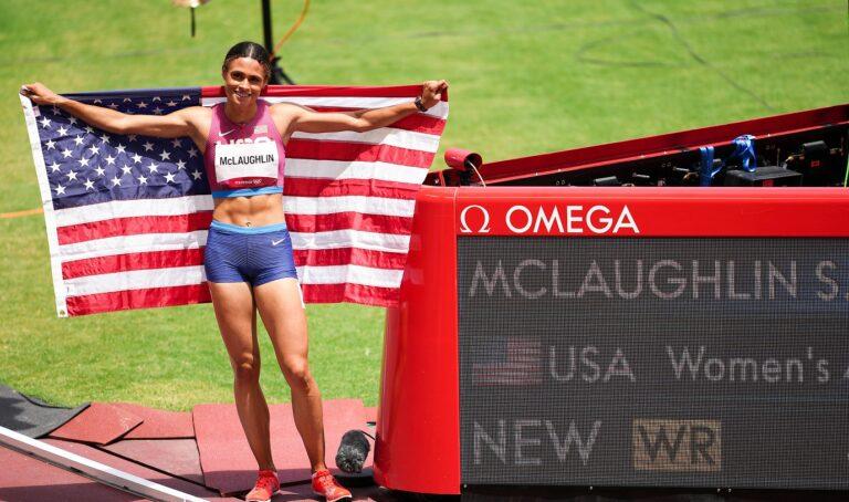 Ολυμπιακοί Αγώνες 2020- Στίβος: Παγκόσμιο ρεκόρ η Μακλάφλιν! Η καλύτερη κούρσα όλων των εποχών