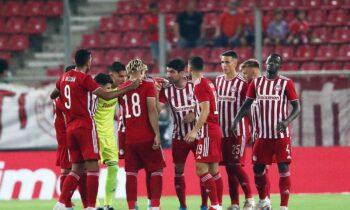 Ο Ολυμπιακός υποδέχεται στο «Γ. Καραϊσκάκης» τη Λουντογκόρετς (22:00) για τον τρίτο προκριματικό γύρο του Champions League.