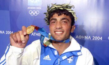 Ολυμπιακοί Αγώνες 2004: Σαν σήμερα στις 17 Αυγούστου, στην Αθήνα, ο Ηλίας Ηλιάδης, κατέκτησε το χρυσό μετάλλιο στο τζούντο.