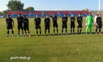 Ο ΠΑΟΚ Β' επικράτησε με 2-0 του ΑΟ Τρίκαλα χάρη στα γκολ των Μπράντονιτς και Γκορτεζιάνι. Αυτά ήταν τα «αποκαλυπτήρια» για τη νεοσύστατη ομάδα των «ασπρόμαυρων»