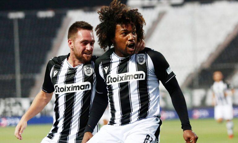 ΠΑΟΚ – Μποέμιαν 2-0: Έκανε το καθήκον του και πήρε την πρόκριση (vids)