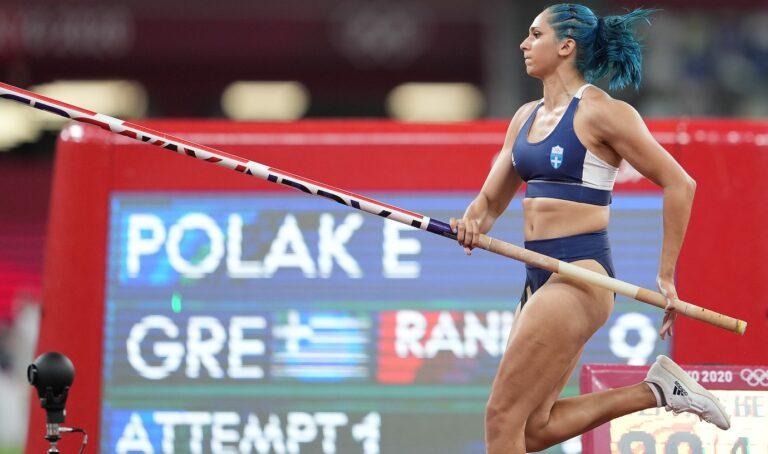 Ολυμπιακοί Αγώνες 2020- Στίβος: Εκτός η Πόλακ, αποκλείστηκε η Μόρις!