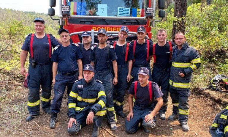 Φωτιές: Βγαλμένοι από το μέλλον οι Ρουμάνοι πυροσβέστες – Δείτε πώς λειτουργούν | sportime.gr