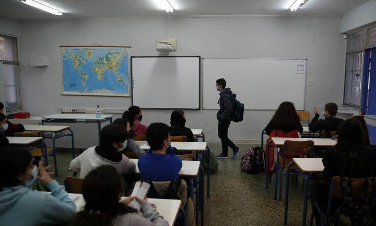 Κορονοϊός σήμερα – νέα μέτρα: Τι ισχύει για τα σχολεία